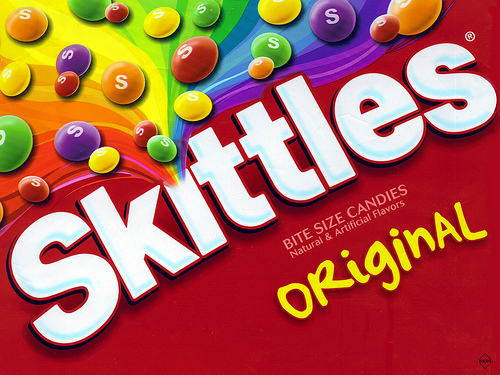 Skittles logo - 3-2-1- Talent Showcase Acting Studios