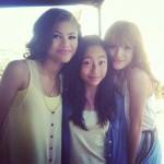 3-2-1- Acting School Alexa Wong on set w/ 5 DISNEY TV Stars!