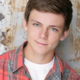 Dylan Boyack stars on JESSIE for DISNEY